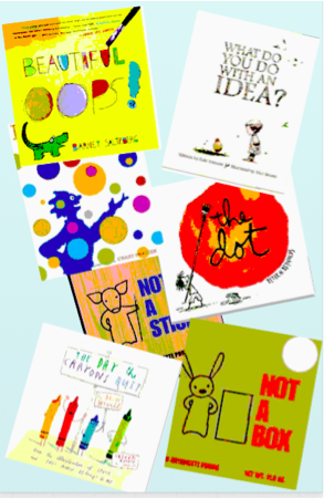 Children's Books to Spark Creativity