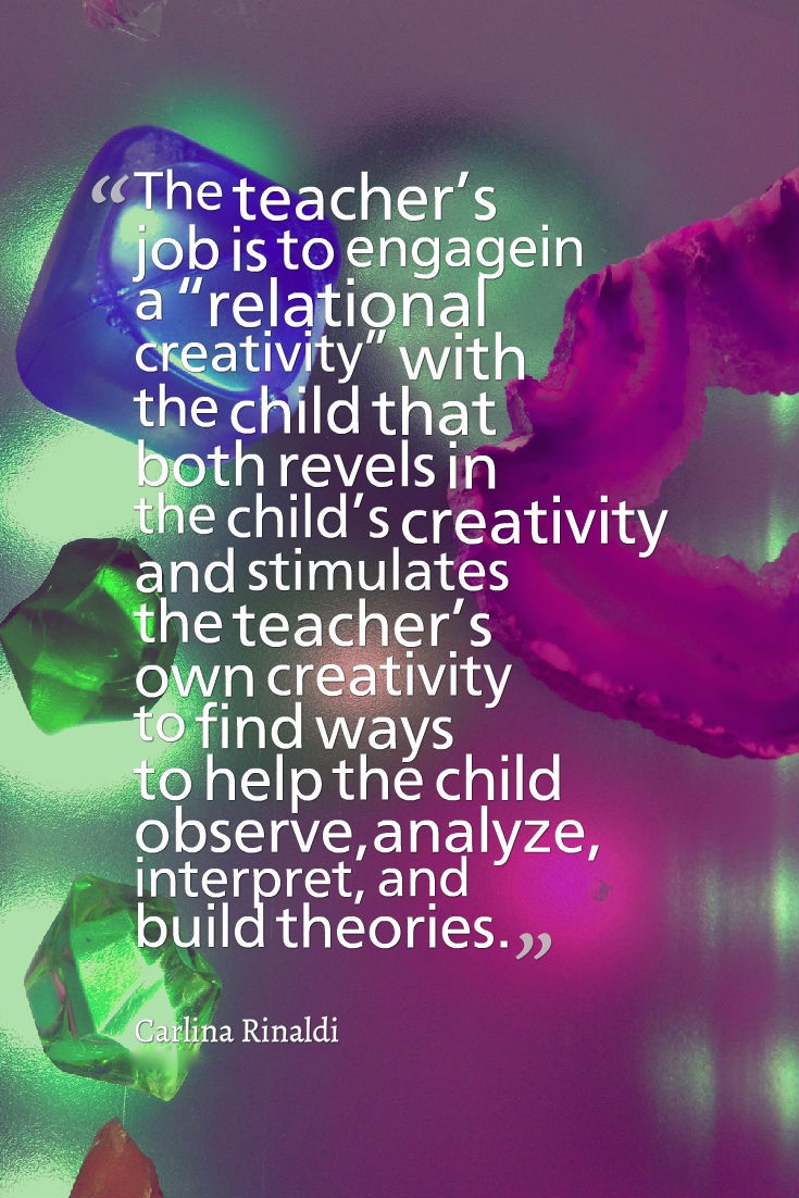 Creativity And 21st Century Teaching And Learning Inspiration From