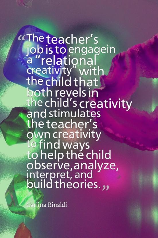 Relational Creativity