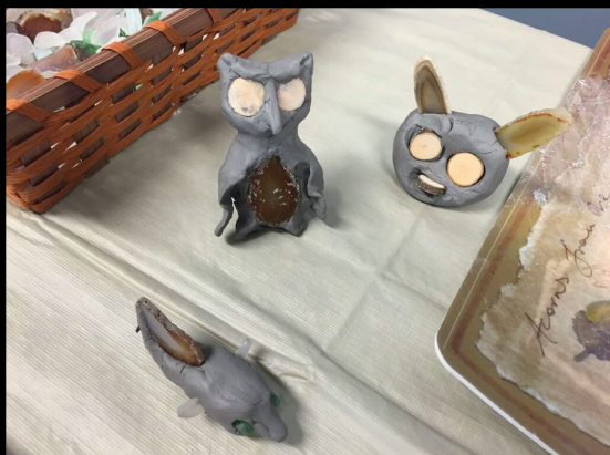 Clay Creatures