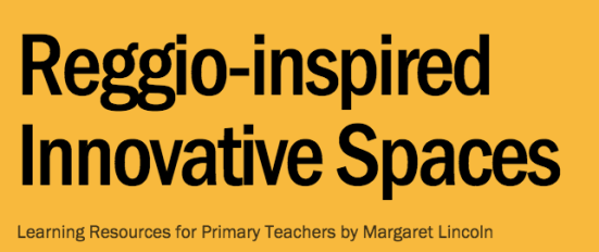 Reggio inspired innovative spaces