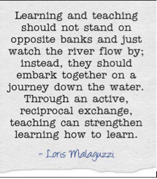 Malaguzzi Learning and Teaching