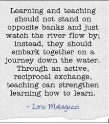 Malaguzzi Learning and Teaching