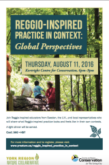 Reggio-inspired Practice in Context: Seeking Multiple Perspectives