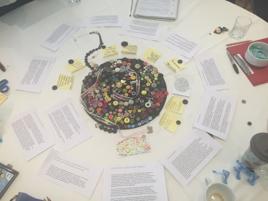 Connecting Buttons to Reggio Principles