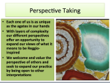 Visual Reflections: A Language of Documentation and Collaborative Professional Learning