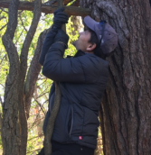 hanging-on