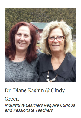 Diane and Cindy