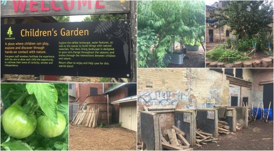 Evergreen Brickworks Play Garden