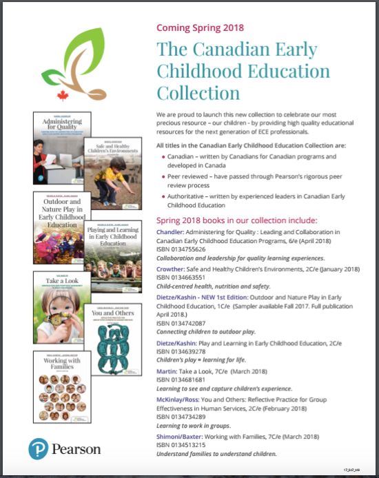 The Canadian Early Childhood Education Collection