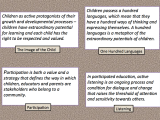 The Links between Literacy, Nature and the Principles of the Reggio EmiliaApproach