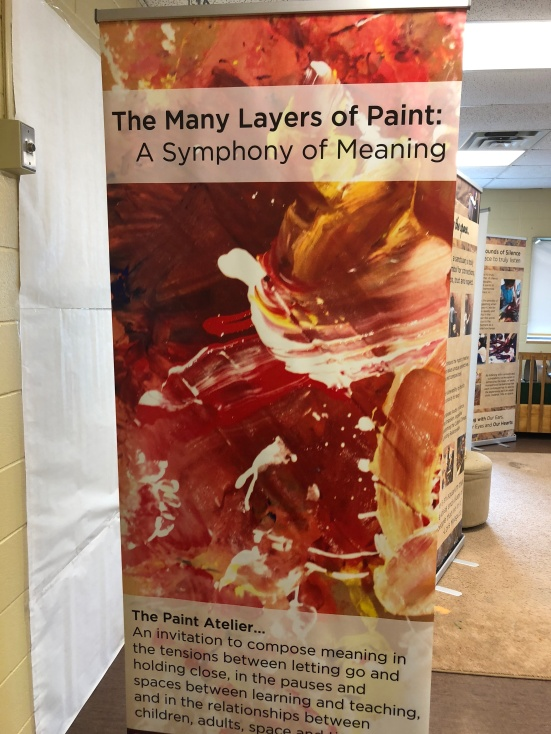 The Many Layers of Paint