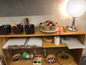 Art Shelf One