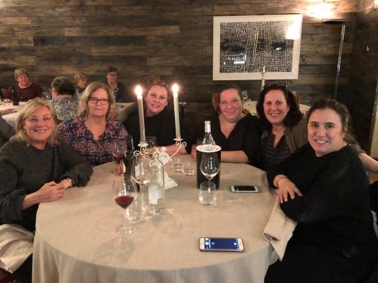 Friends in Reggio