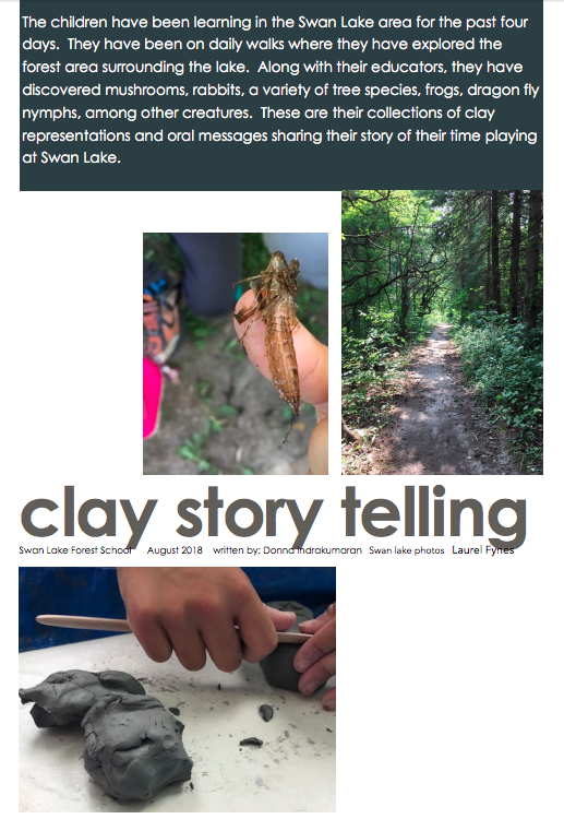 Clay storytelling page two