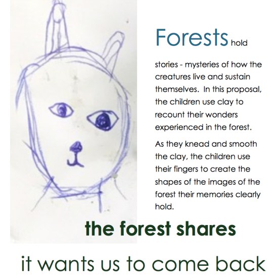 In the Forest Page One