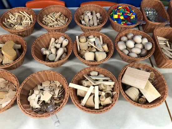 Loose Parts from Wintergreen