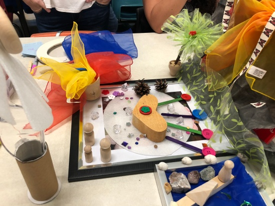 Playing and Learning with Loose Parts