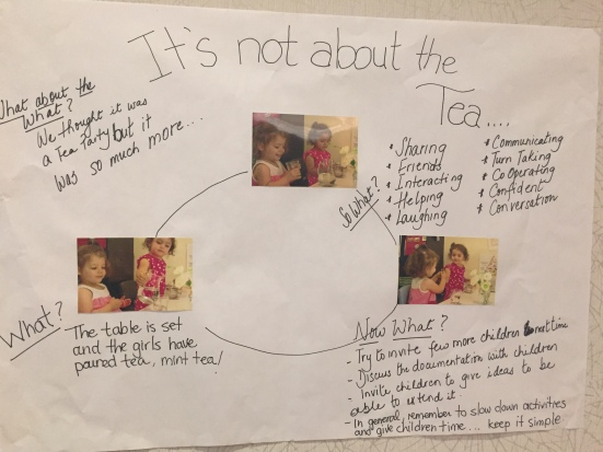 It is Not About the Tea