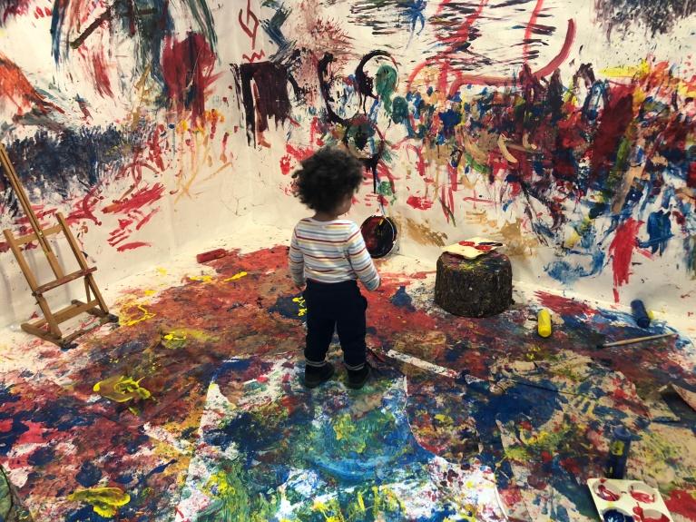 Art for Art's Sake: Process Art in Early Childhood ...